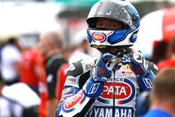 Sylvain Guintoli, Pata Yamaha op de grid