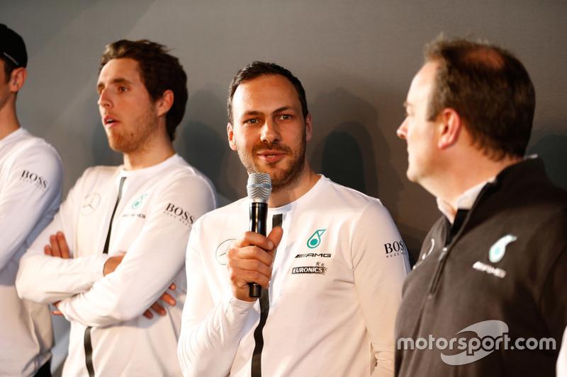 Gary Paffet, Mercedes AMG