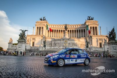 208 Rally Cup PRO: Rally Roma Capitale