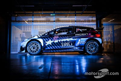 Projekt E car launch