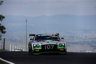 #107 Bentley Team M-Sport Bentley Continental GT3: Steven Kane, Jules Gounon, Jordan Pepper