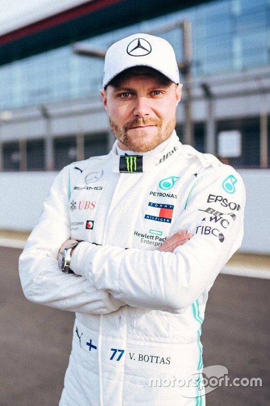 #77 Valtteri Bottas, Mercedes-AMG F1 (Sigue)