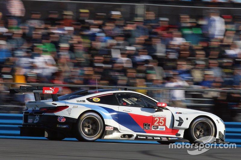 #25 BMW Team RLL BMW M8 GTE: Augusto Farfus, Connor De Phillippi, Philipp Eng, Colton Herta