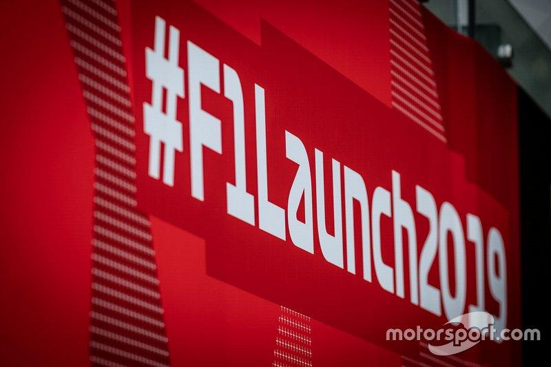 Хештег F1launch2019