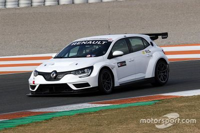 Valencia February testing