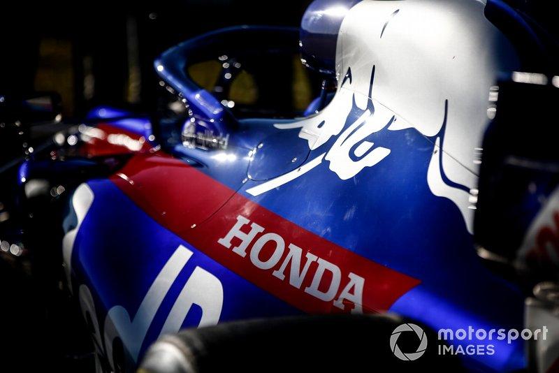 Día de rodaje de Honda en el Misano World Circuit