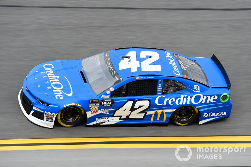 26. Kyle Larson, Chip Ganassi Racing, Chevrolet Camaro