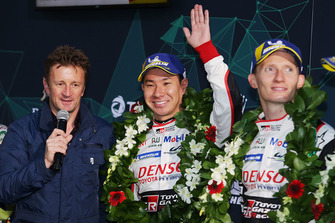 Ganador, Kamui Kobayashi, Toyota Gazoo Racing