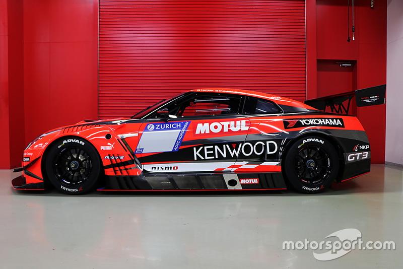 Nissan Racing açıklaması