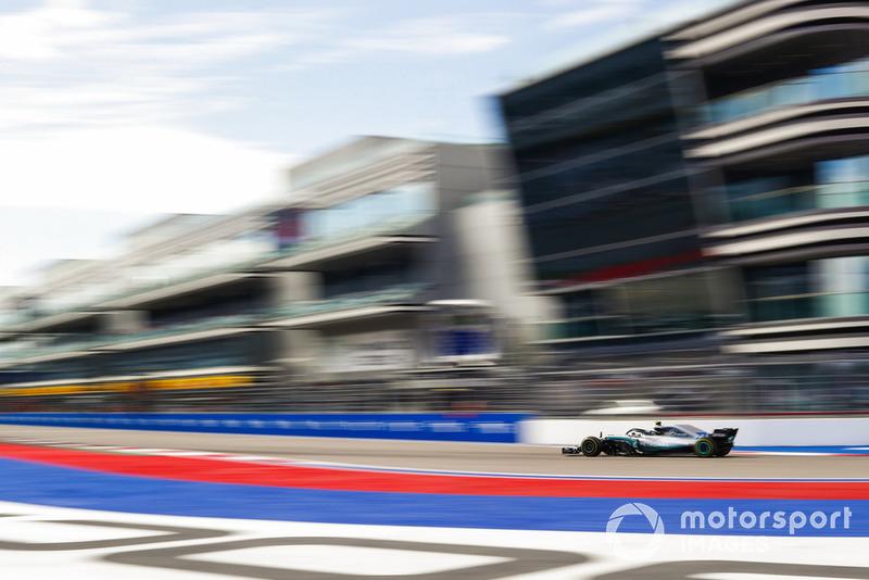 Gran Premio de Rusia-Valtteri Bottas