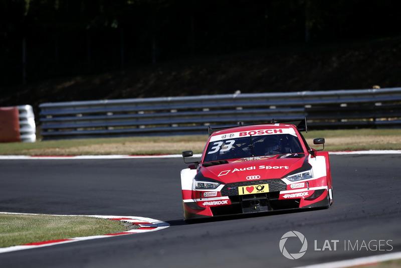 04. René Rast, Audi Sport Team Rosberg, Audi RS 5 DTM