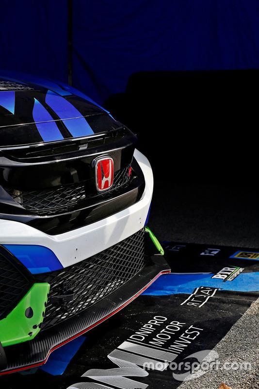 Євген Рахмайлов , Honda Civic Type R, Ukraine Racing