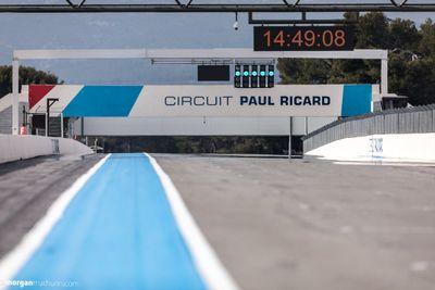 Travaux au circuit Paul-Ricard