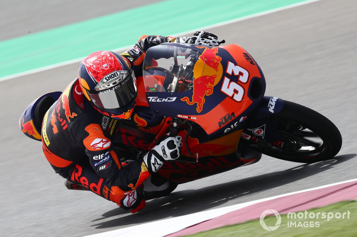 Deniz Oncu, Red Bull KTM Tech3