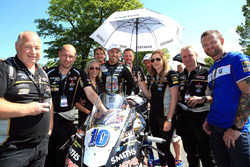 Peter Hickman and team