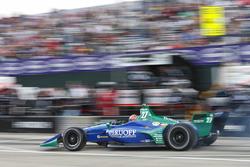 Alexander Rossi, Andretti Autosport Honda, Pit Stop