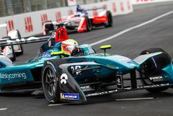 Oliver Turvey, NIO Formula E Team, Felix Rosenqvist, Mahindra Racing