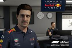 Captura de pantalla F1 2018