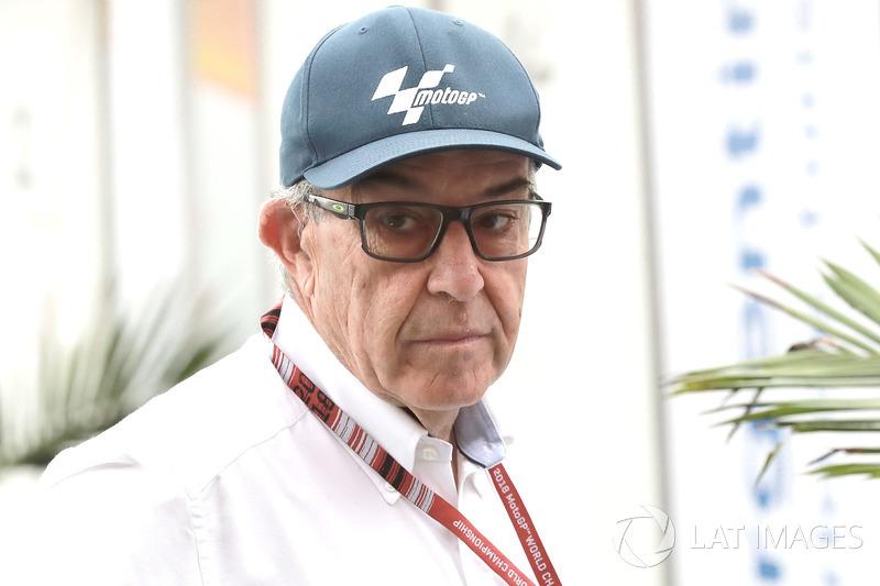 Carmelo Ezpeleta, CEO Dorna Sports