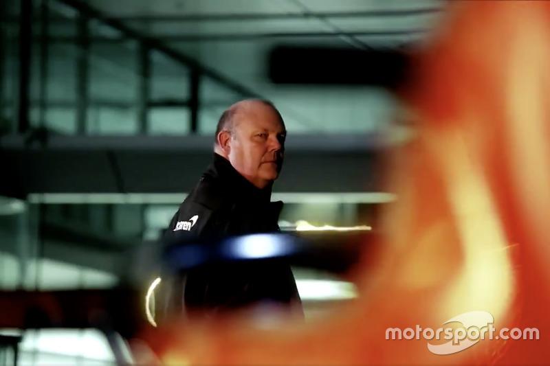 McLaren MCL33 teaser