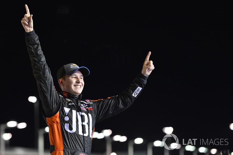 NASCAR Truck (NCWTS): Christopher Bell (USA)