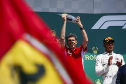 Podyum: Claudio Albertini, Ferrari