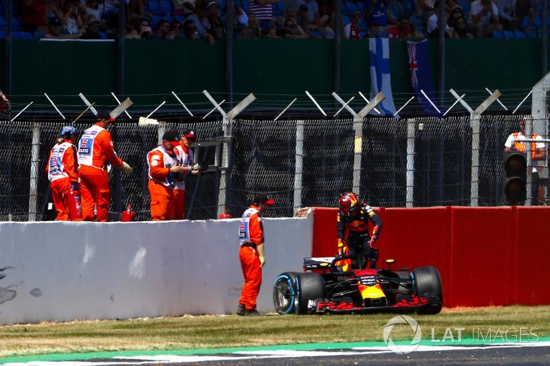 Gran Bretaña- Max Verstappen (Libres 2)
