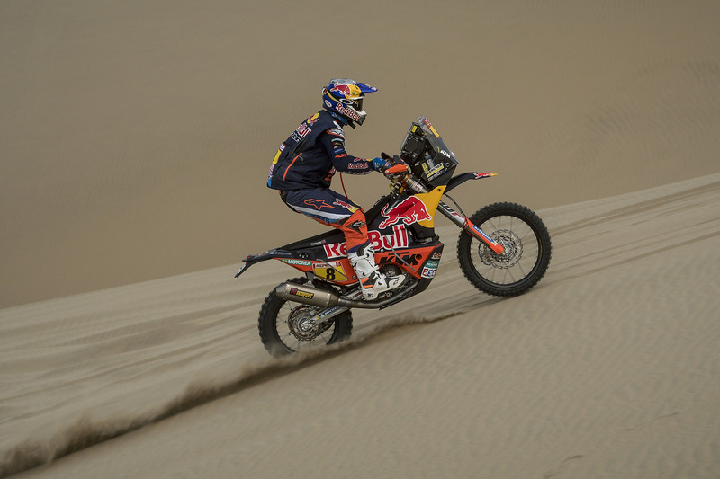 #8 Red Bull KTM Factory Racing KTM: Тобі Прайс
