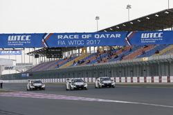 MAC3, Esteban Guerrieri, Honda Racing Team JAS, Honda Civic WTCC, Norbert Michelisz, Honda Racing Te