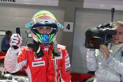 Обладатель поула Фелипе Масса, Ferrari F2008