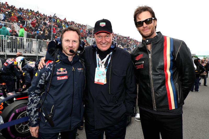 Крістіан Хорнер, голова Red Bull Racing Team