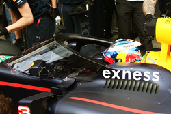Даніель Ріккардо, Red Bull Racing RB12 та Aero Screen