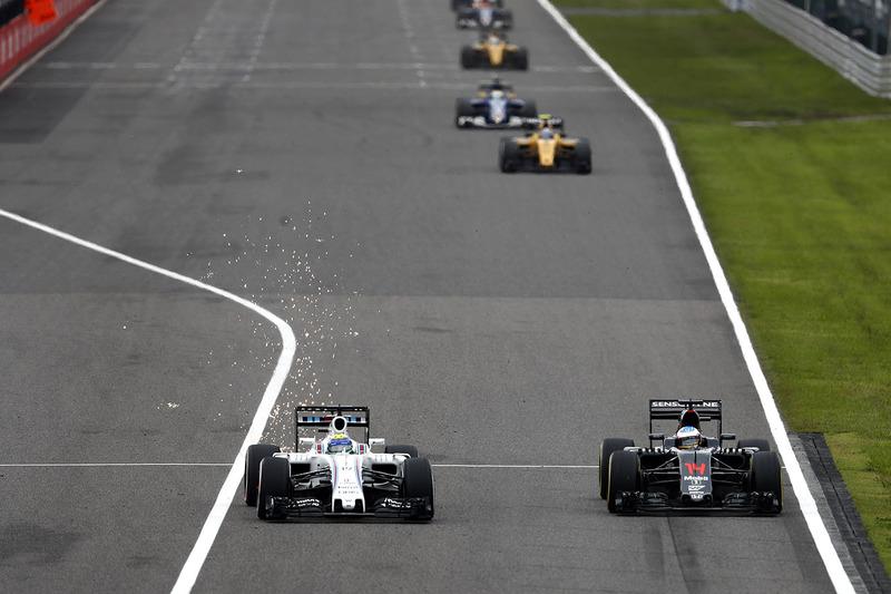 A pista possui apenas uma zona de DRS para facilitar ultrapassagens: a reta principal. A zona de detecção situa-se pouco antes, na entrada da chicane que conclui o circuito.