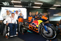 KTM 2017 MotoGP bike launch