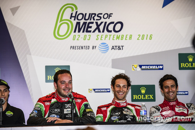 Ricardo Gonzalez, Bruno Senna, RGR Sport by Morand, Lucas di Grassi, Audi Sport Team Joest
