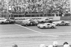 First race of Dale Earnhardt in the No2