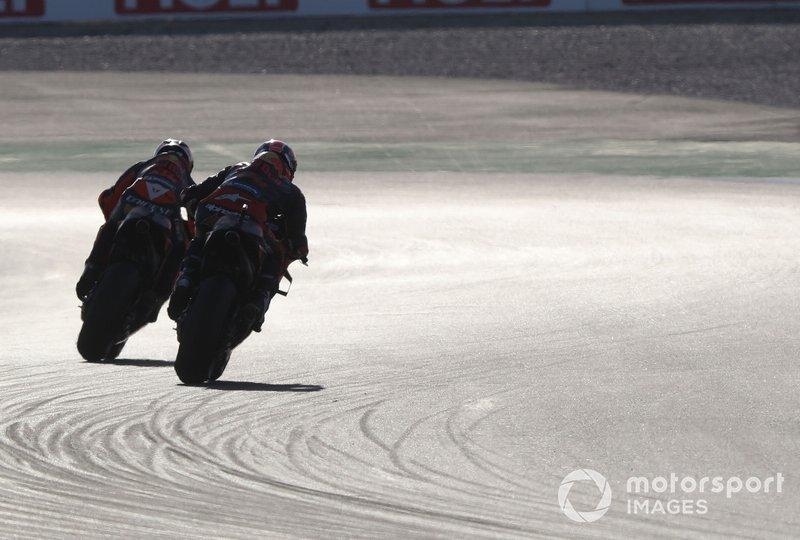 Pol Espargaro, Red Bull KTM Factory Racing, Johann Zarco, Red Bull KTM Factory Racing