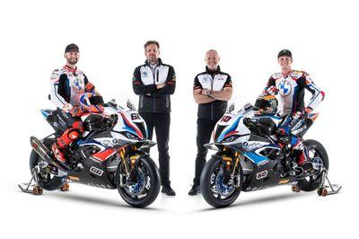 BMW World Superbike launch