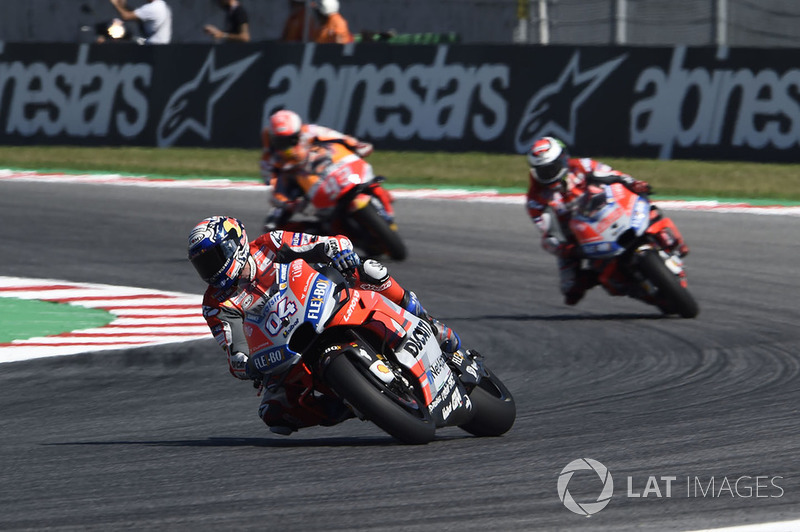 Bij Ducati draait dit seizoen alles om prestige