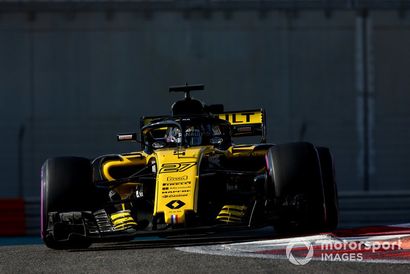 2018: Renault RS18