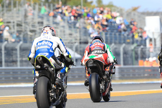 Scott Redding, Aprilia Racing Team Gresini, Jordi Torres. Avintia Racing