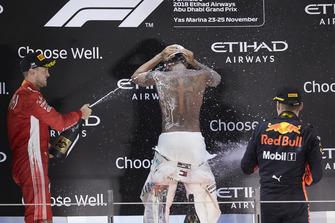 Льюіс Хемілтон, Mercedes AMG F1, Себастьян Феттель, Ferrari, Макс Ферстаппен, Red Bull Racing
