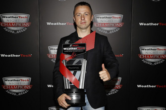 Il vincitore del Jim Trueman Award, Misha Goikhberg