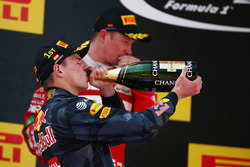 1st place Max Verstappen, Red Bull Racing RB12