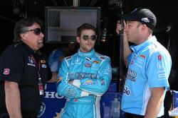 Marco Andretti, Andretti Autosport Honda, Michael Andretti