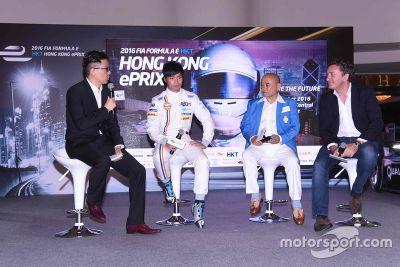 Präsentation: ePrix Hongkong