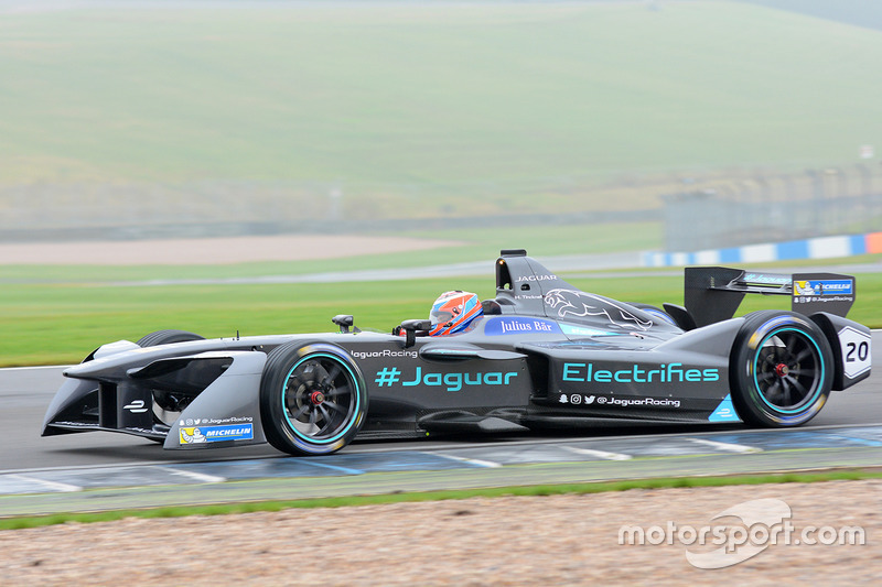 Harry Tincknell, Jaguar Racing