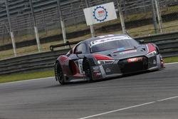 Mapelli-Albuquerque, Audi Sport Italia, Audi R8 LMS-GT3 #8