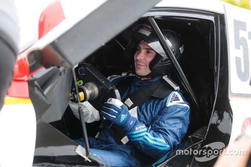 Zanetti pilota Stock Car