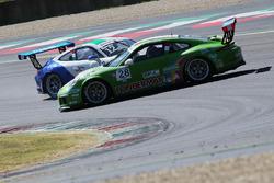 Incidente tra Alessio Rovera, Ebimotors - Verona e Eric Scalvini, Dinamic Motorsport